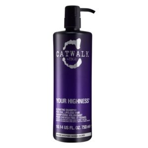 catwalk your highness shampoo 750 ml