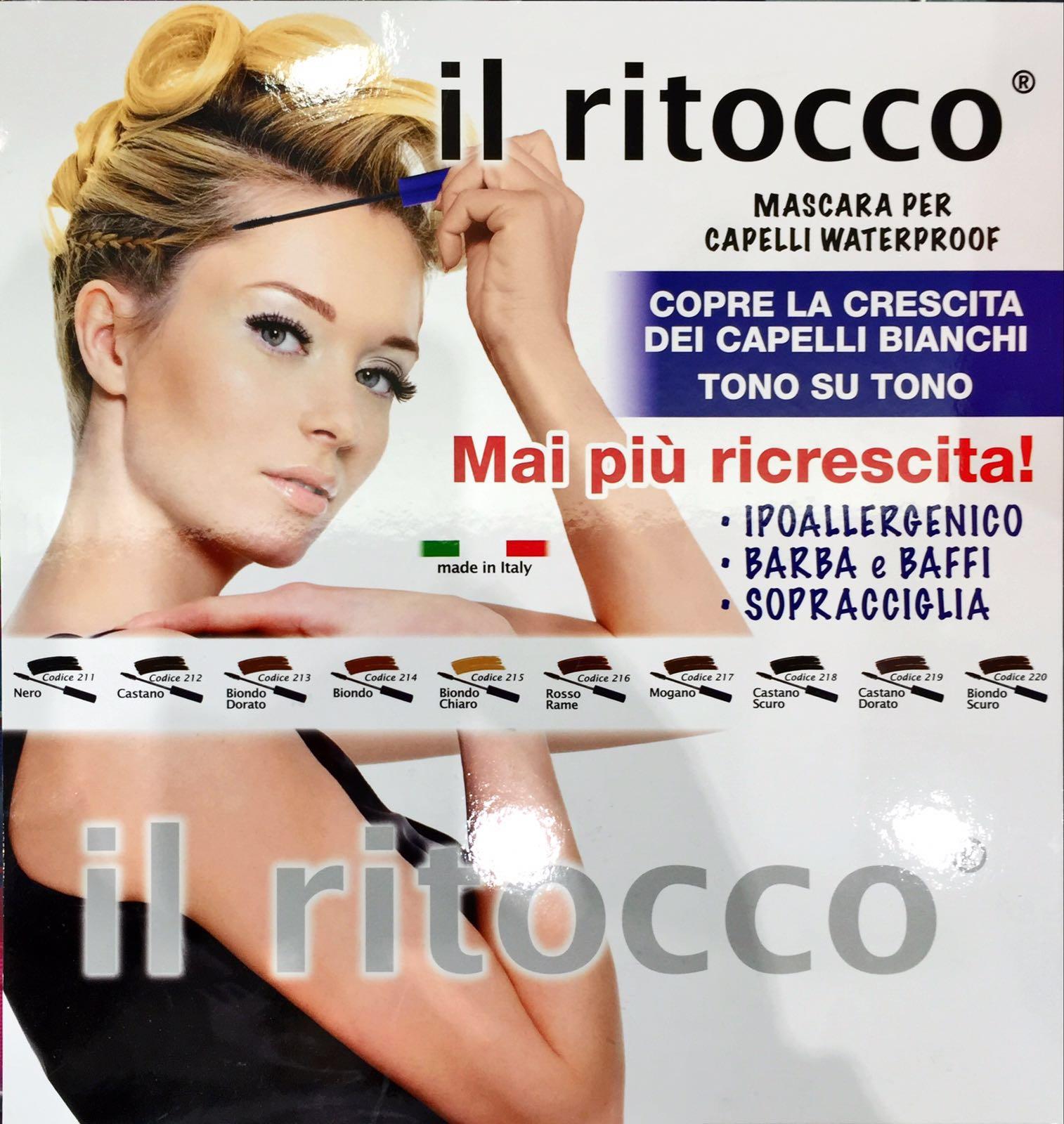 Irma - Il Ritocco Flash Mascara per Capelli - Mascara per capelli ... dcd162b40bed