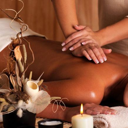 Oli per Massaggio