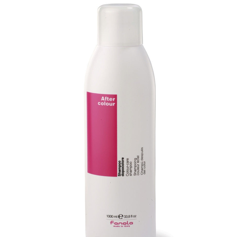 Fanola After Colour Shampoo Dopocolore Per Capelli Colorati E Trattati 1 L Shampoo Beauty Mega Shop