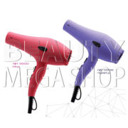 Move Phon Professionale Soft Touch Hairdryer Air 9000 Vari Colori